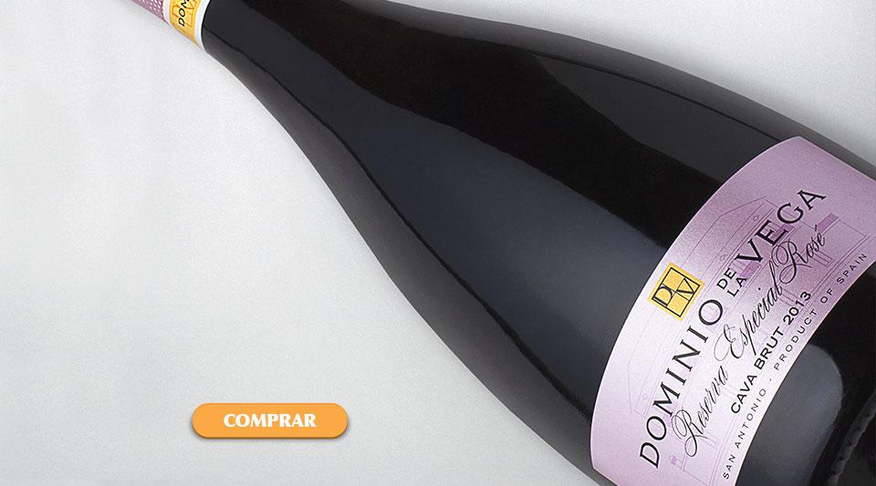 Comprar Cava brut reserva especial Rosé 2013