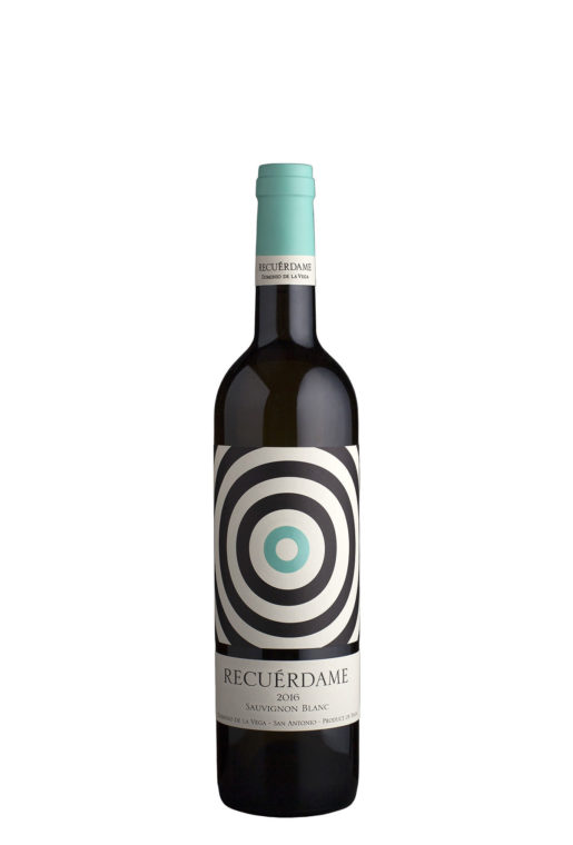 Botella 75cl. Vino blanco Recuérdame 2016