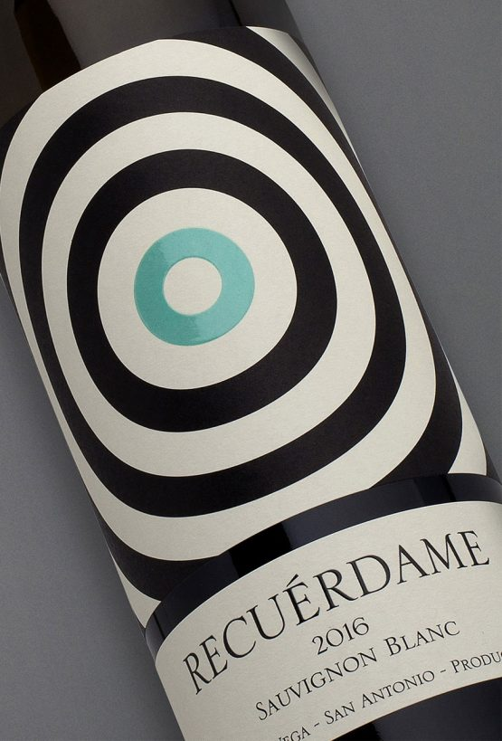 Etiqueta Vino blanco Recuérdame 2016