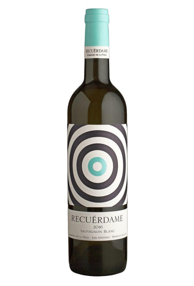 Botella MAGNUM 1,5l. Vino blanco Recuérdame 2016