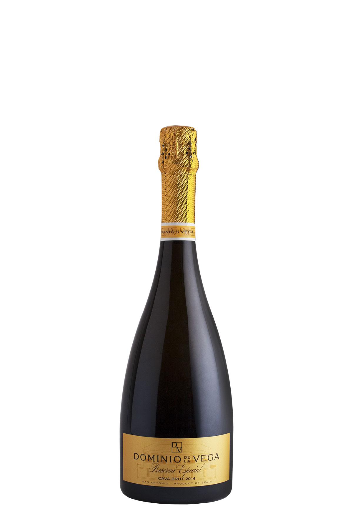 Botella 75cl. Cava brut reserva especial 2014