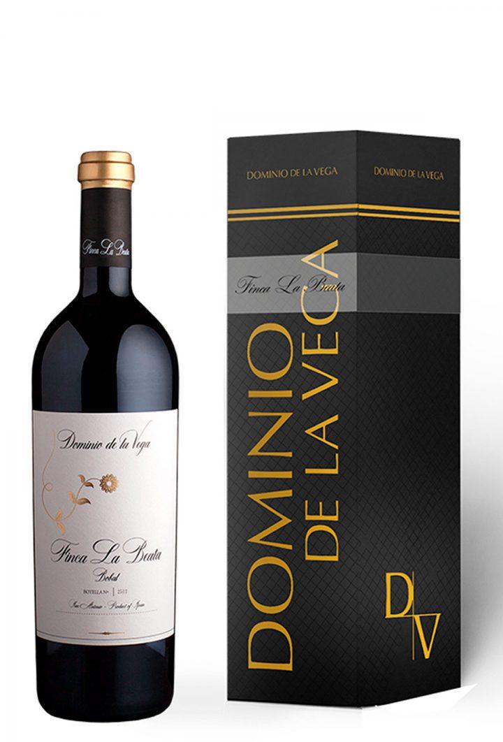 Estuche de lujo vino Finca La Beata