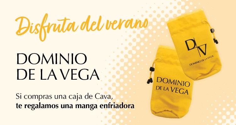 Disfruta del verano con Dominio de la Vega: Promoción Cava